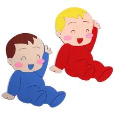 동물 캐릭터펠트 3500 아기