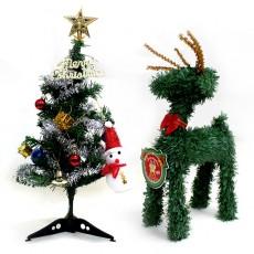 크리스마스 미니트리 + 루돌프