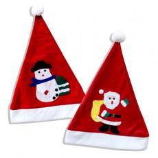 크리스마스 산타 모자(랜덤)
