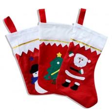 크리스마스 산타 양말(랜덤)