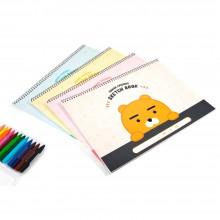 2000 카카오프렌즈 스케치북