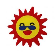 3000 유니아트 펠트 태양