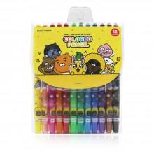 5000 카카오프렌즈 12색 색연필 세트