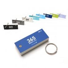 1000 모닝글로리 365단어카드(무선)