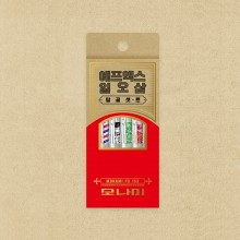 모나미 한정판 FX 153 탑골세트 4본입