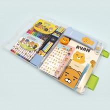 카카오프렌즈 신학기 문구세트 초등생 입학선물 준비물 학용품