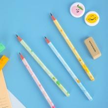 카카오프렌즈 HB 연필 12본세트