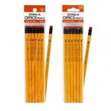 동아 오피스 연필 6자루 1세트