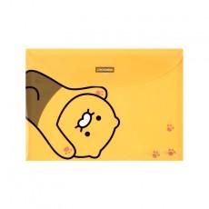 춘식이 봉투 파일 발바닥