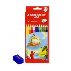 스테들러 루나 색연필 12색 세트
